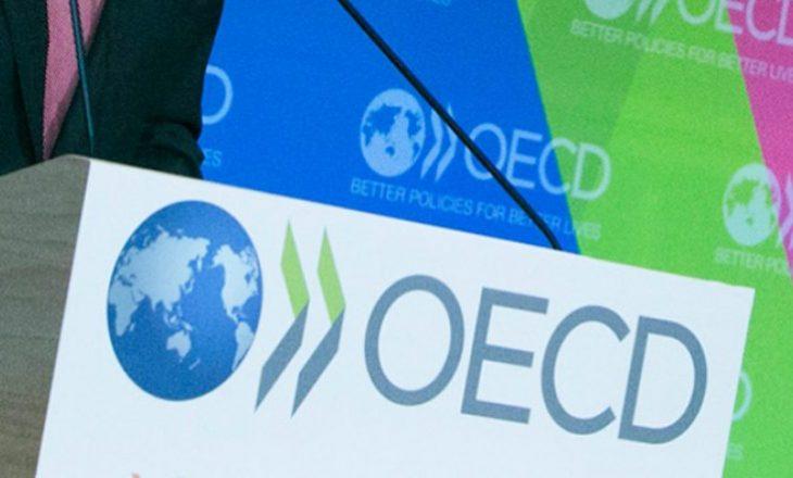 OECD kërkon nga qeveritë të nisin reforma ekonomike që nxisin rritjen e qëndrueshme