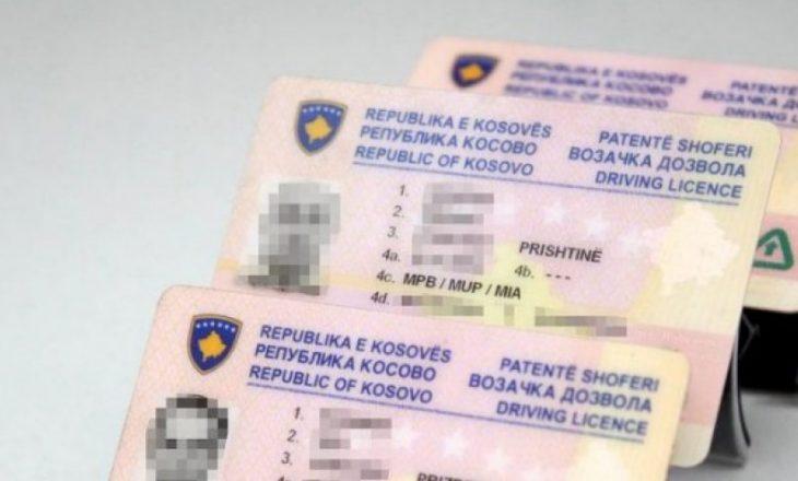 Ky është numri i personave në Prizren që mbeten pa patentë shofer për shkak të alkoolit