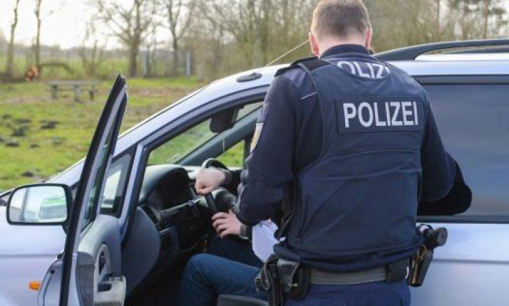 I akuzuari për vrasje të rëndë në Kosovë, kapet në Gjermani duke vozitur