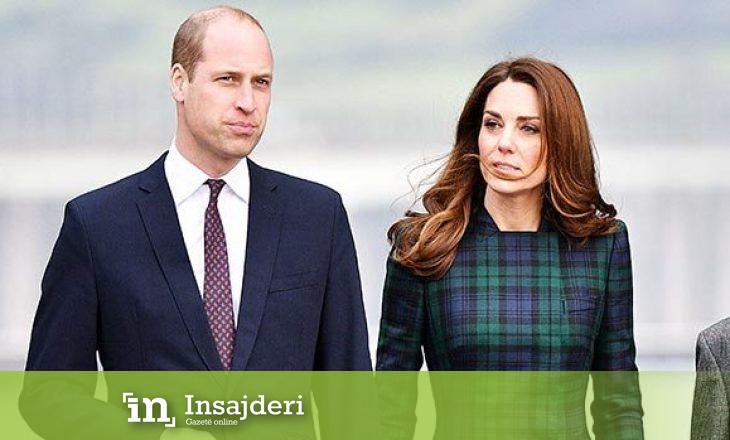 Ish- i dënuari futet në pallatin mbretëror, fëmijët e Kate dhe William në rrezik