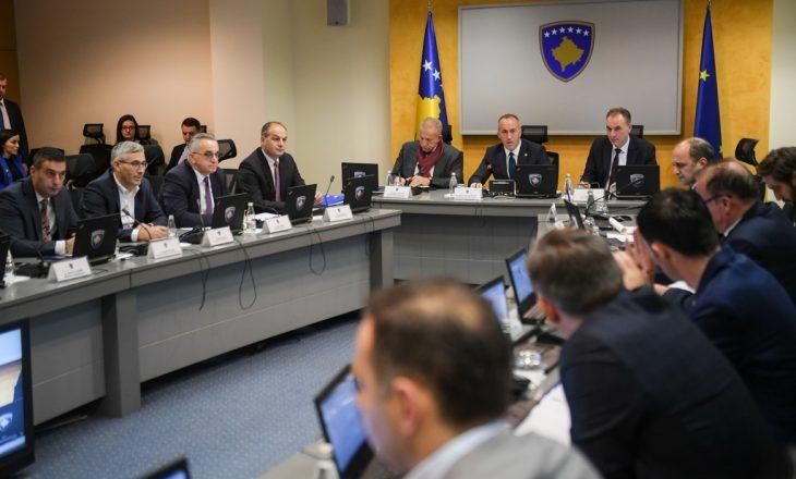 Haradinaj nesër mban mbledhjen e Qeverisë në largim