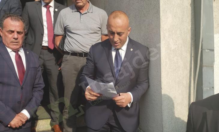Ramush Haradinaj nuk tregon nëse do të kërkojë para nga shteti për mbrojtje nga Gjykata Speciale