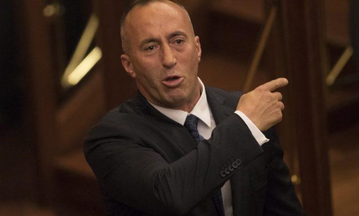 Haradinaj i komenton reagimet e partive pas dorëheqjes nga posti i kryeminstrit