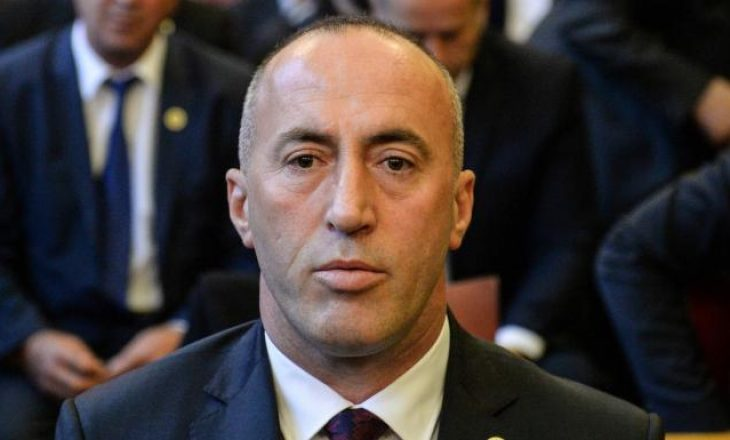 Haradinaj ngushëllon për vdekjen e policit