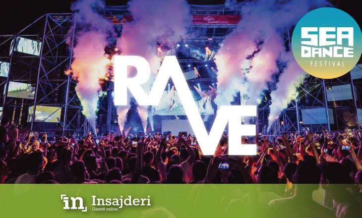 Rave Travel ju mundëson të shijoni momente të pa harruar në Sea Dance Festival