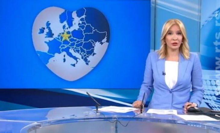 Televizioni shtetëror serb njeh Kosovën shtet të pavarur