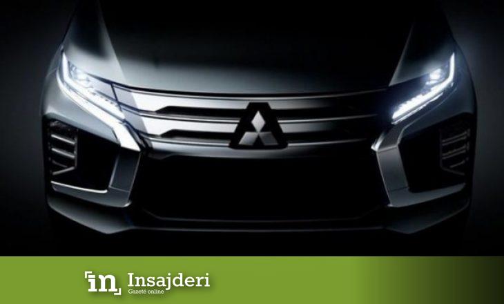 Së shpejti arrin Mitsubishi Pajero Sport i ridizajnuar
