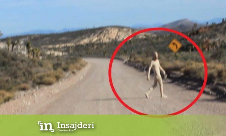 Grupi në Facebook organizon të hyj në zonën ku thuhet se ka alien