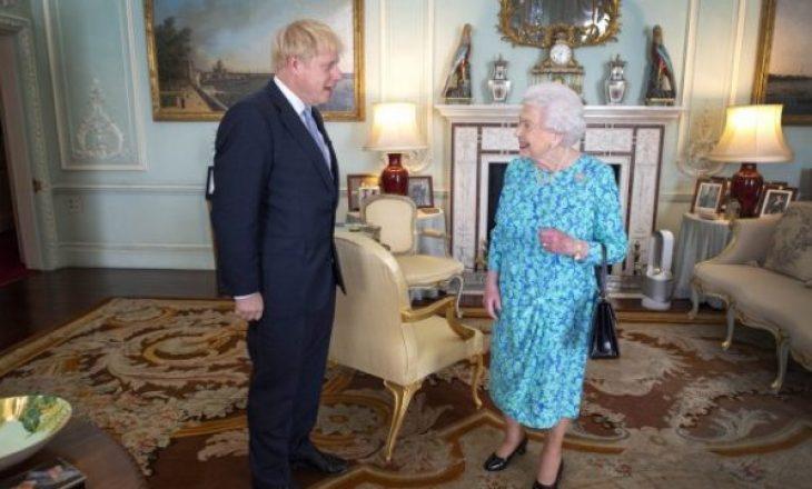 Gafa e Boris Johnsonit si kryeministër, nuk mbajti një sekret
