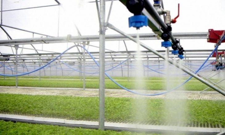 Në Malishevë investohet për zgjerimin e sistemit të ujitjes