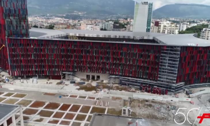 """Kështu duket """"Arena Kombëtare"""" (VIDEO)"""