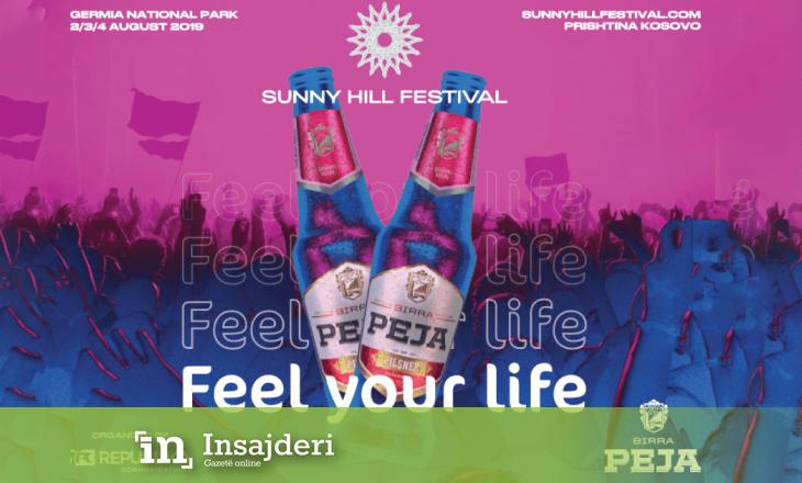Birra Peja dhuron 70 bileta për Sunny Hill