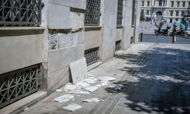 Tërmeti 'shkund' Athinën,  lëkunden banesat