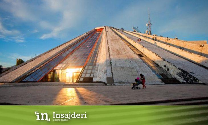 Piramida e Tiranës, një muze Komunist që do të shndërrohet në qendër rajonale e teknologjisë