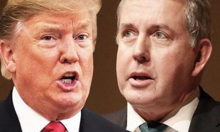 Kritikoi Trump, dorëhiqet ambasadori i Britanisë në SHBA