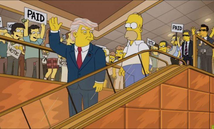 """Krijuesit e """"The Simpsons"""" zbuluan se si i kishin parashikuar shumë ngjarje"""