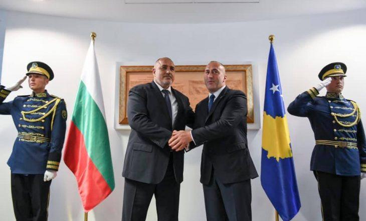 Haradinaj falënderon Bullgarinë për përkrahje për të qenë Kosova pjesë e BE-së