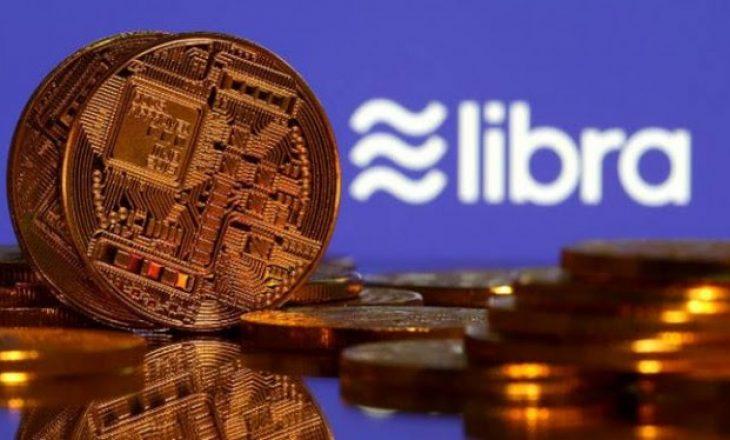 Uashingtoni paralajmëron Facebook-un për keqpërdorimin e kriptomonedhave