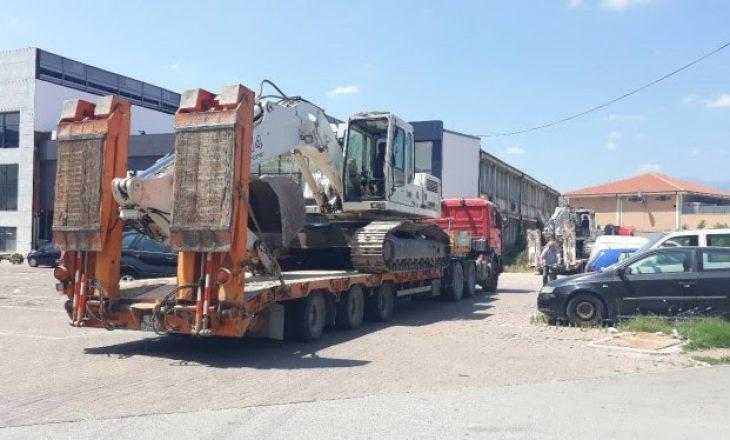 """Gjykata pezullon rrënimin e objektit të """"Abi Çarshia"""""""