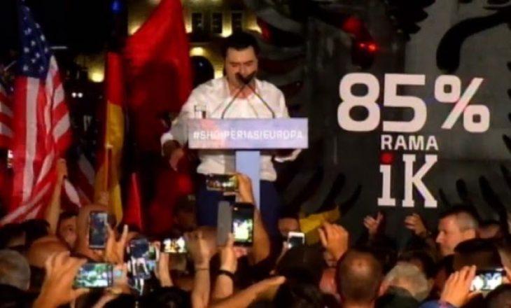 Basha: Qeveria Rama është më e korruptuara në Evropë