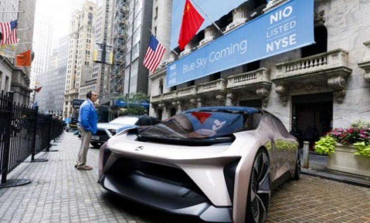 Bie shitja në tregun më të madh të makinave në botë