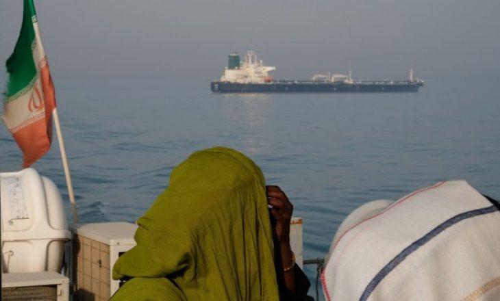 Britania e shqetësuar për veprimin e anijeve iraniane