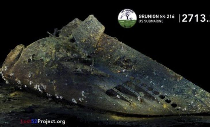 Zbulohet nëndetësja amerikane e zhdukur 77 vjet më parë