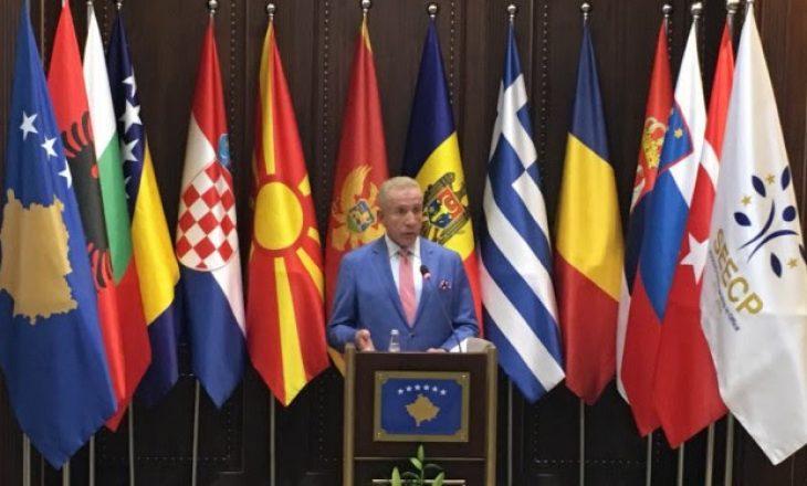 Kosova merr udhëheqjen në Procesin e Bashkëpunimit të Evropës Juglindore SEECP