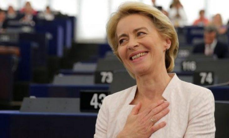 Haradinaj i gëzohet zgjedhjes së Presidentes së Komisionit Evropian