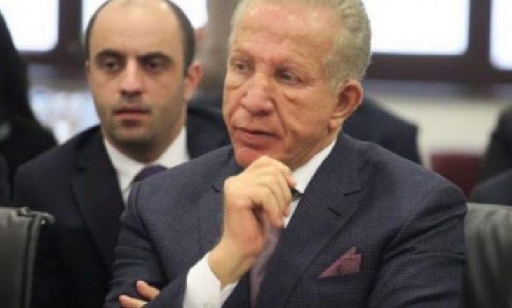 Këshilltari i Pacollit me porosi për Marko Gjuriqin