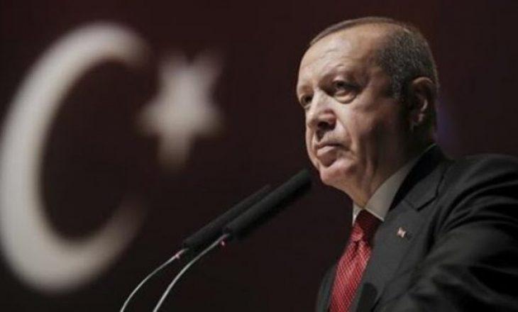 Erdogan thotë se paqja në Ballkan është e rëndësishme për Turqinë