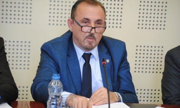 Mustafa raporton sot para deputetëve në Komisionin për Punë të Brendshme