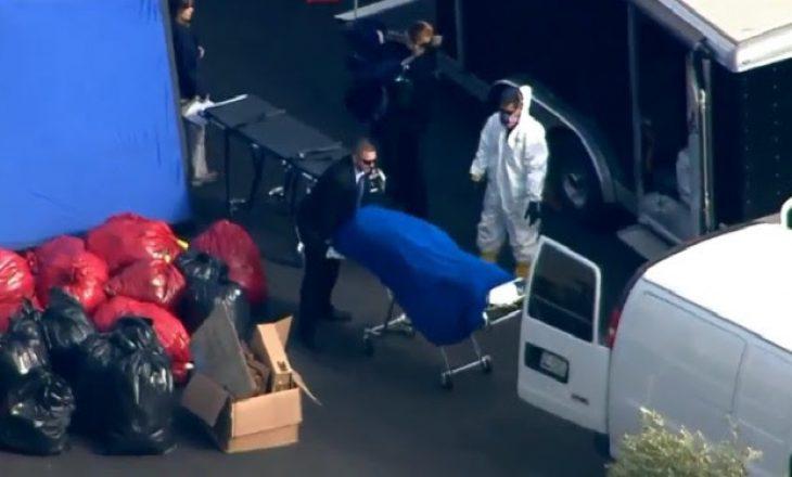 Shtëpia e tmerrit: FBI zbulon kokën e gruas mbi trupin e mashkullit