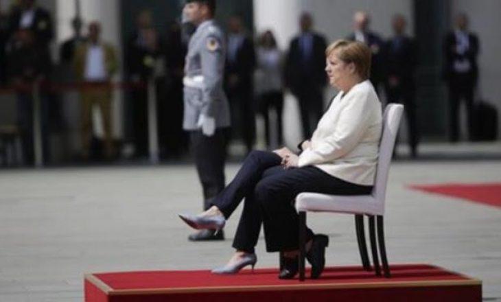 Merkel deklarohet rreth gjendjes shëndetësore
