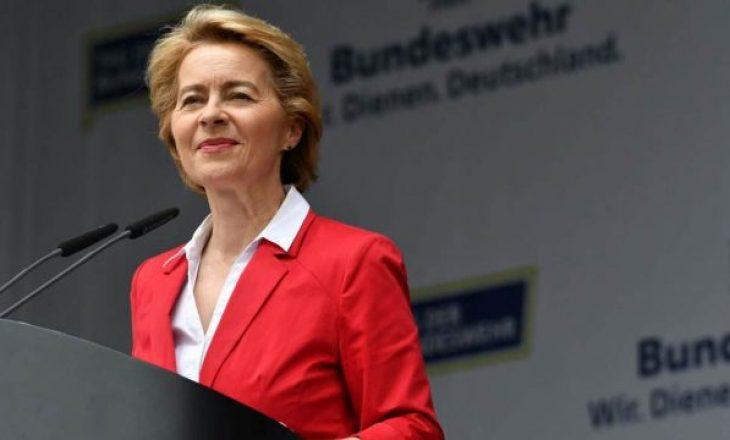 Kjo do të jetë rroga e Ursula von der Leyen si presidente e Komisionit Evropian