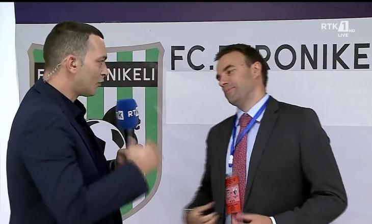 Ambasadori britanik: Shpresoj që një ditë Evertoni të luajë me një skuadër nga Kosova