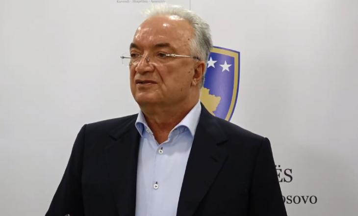 Xhavit Haliti: Po deshi PDK-ja, Qeveria rrëzohet nesër