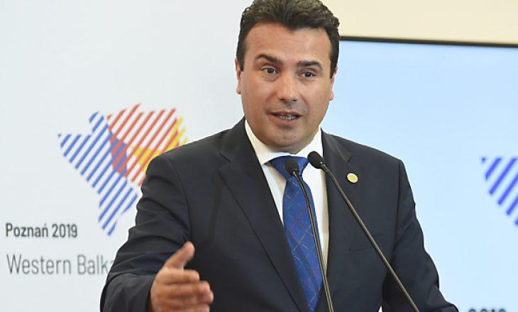 Zaev: Nuk ka negociata për identitetin maqedonas