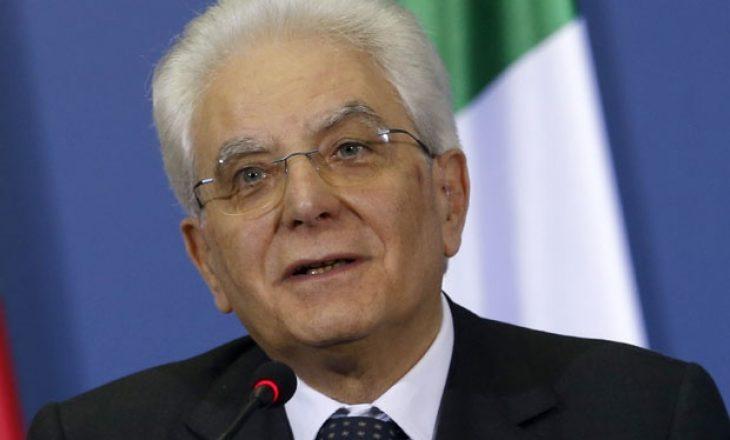 Pas dorëheqjes së kryeministrit presidenti italian fillon konsultimet