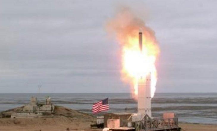 SHBA teston raketën vetë fluturuese konvencionale