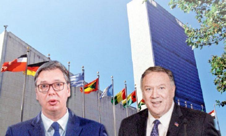 Vuçiq në Nju Jork: Pompeo e nisë dialogun?