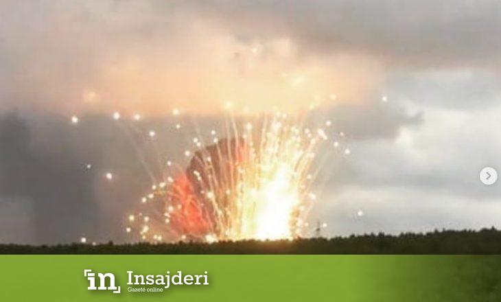 Rriten paqartësitë për shpërthimin në Rusi