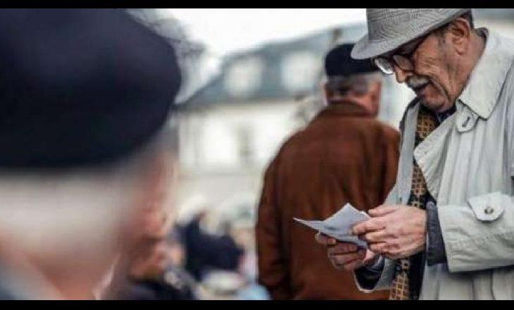 Dalin pensionet për muajin gusht