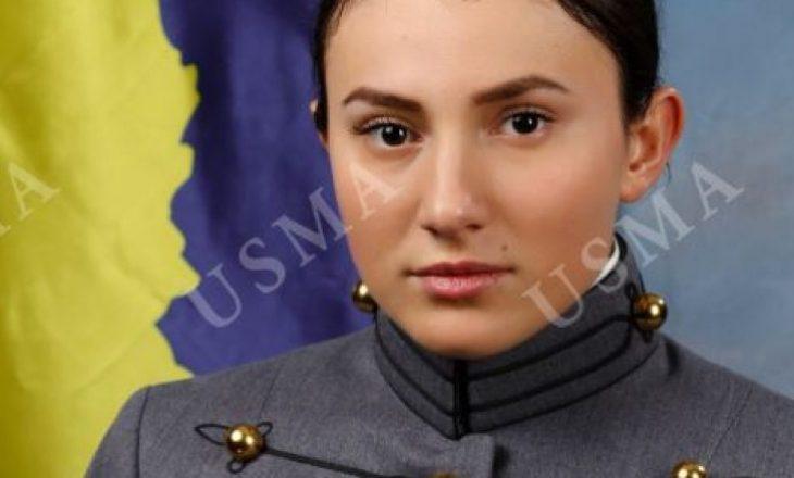 Vajza nga Kosova zgjedhet rreshtere majore në Akademinë Ushtarake West Point në SHBA