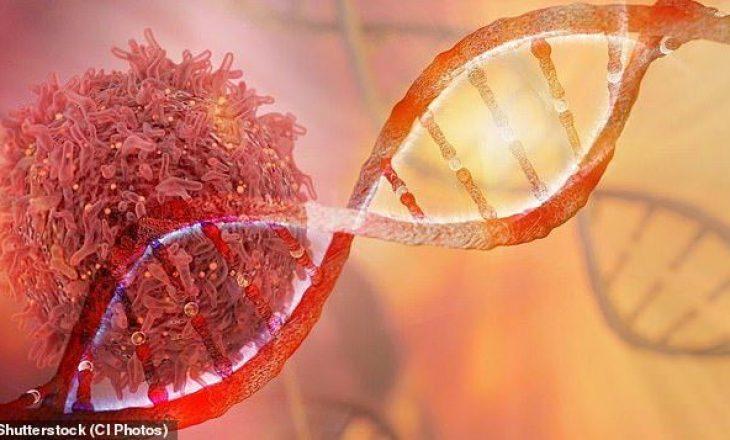 Njerëzit e shëndoshë janë dy herë me të rrezikuar nga këto lloje të kancerit