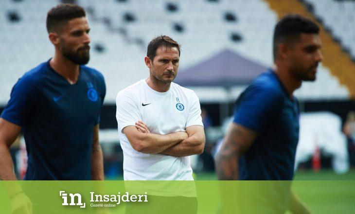Lampardi e paralajmëron Liverpoolin për ndeshjen e Superkupës
