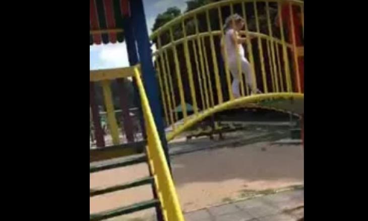 3-vjeçarja në Prishtinë lëndon këmbën dhe dorën në lojërat e Parkut Gërmia – Komuna nuk i ka rregulluar ende