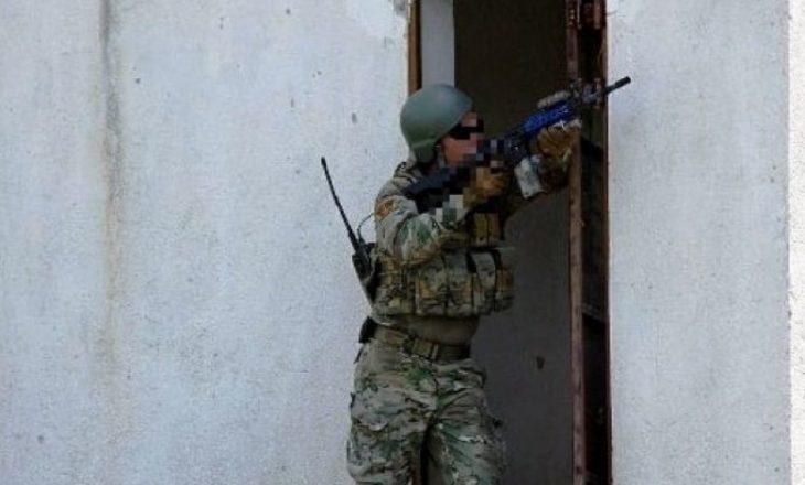 Forcat Speciale Shqiptare stërviten me X Navy Seal të SHBA-ve