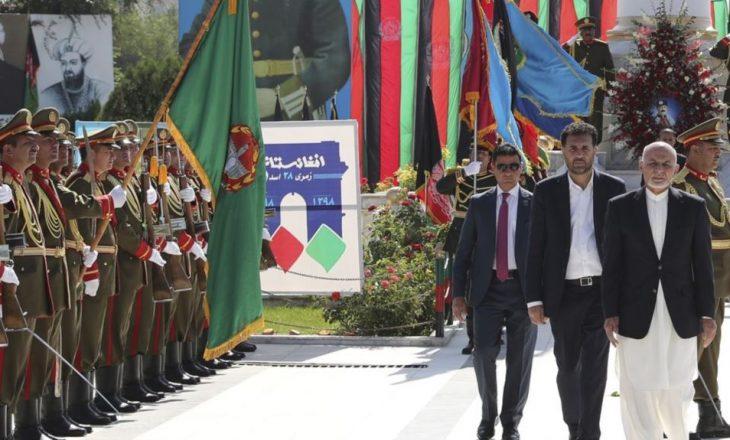 Afganistani zotohet të eliminojë Shtetin Islamik në vend
