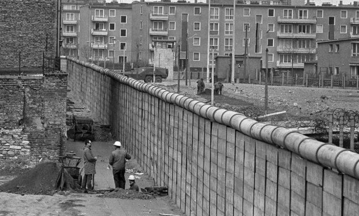 58 vjet më parë nisi ndërtimi i Murit të Berlinit